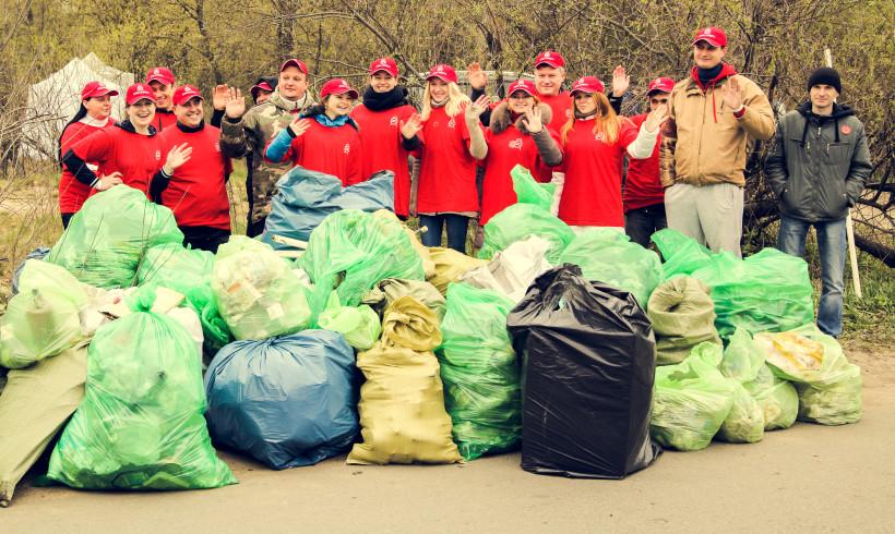 """Старт акції """"Зробимо Україну чистою – 2015!"""""""