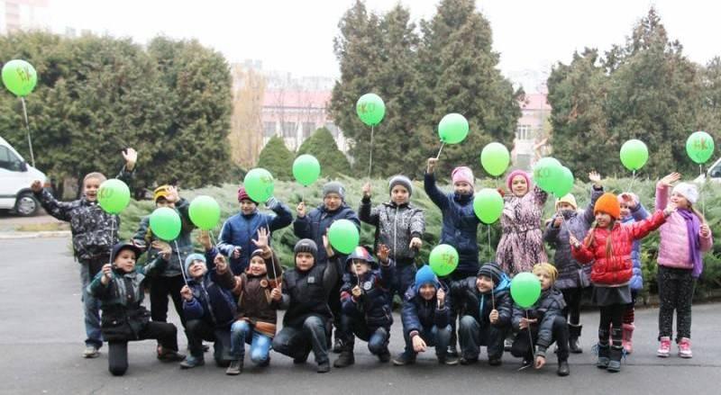 Екологічний конкурс для учнів та батьків