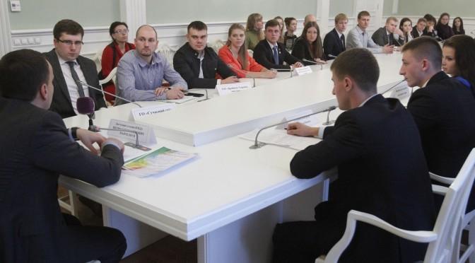В КМДА провели зустріч з екоактивістами та студентами