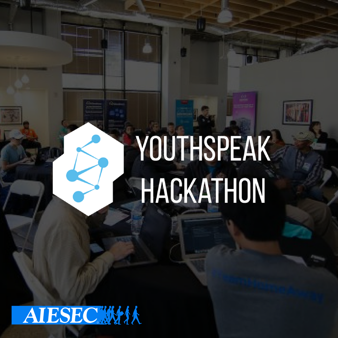 YouthSpeak Hackathon в Києві