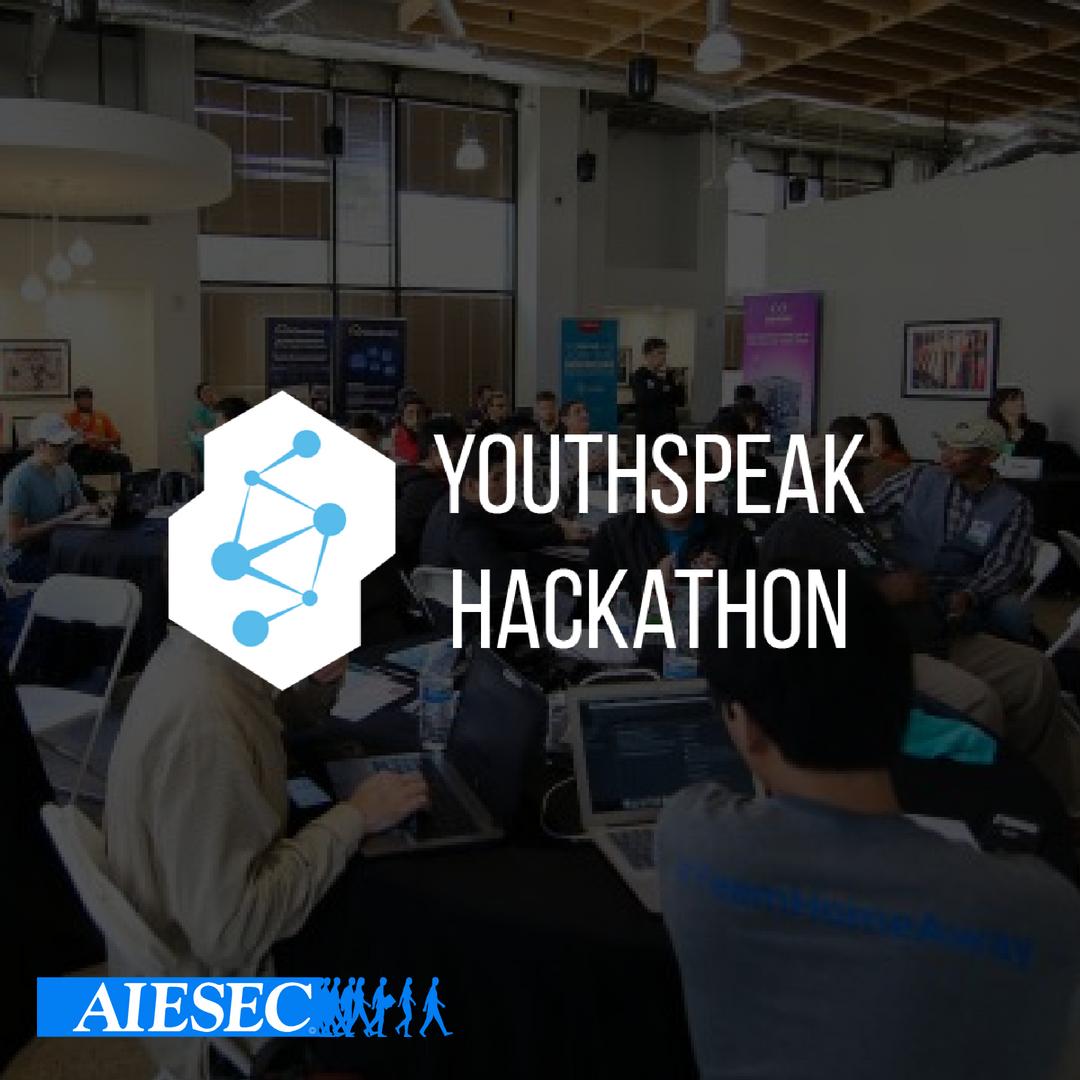 YouthSpeak Hackathon в Києві
